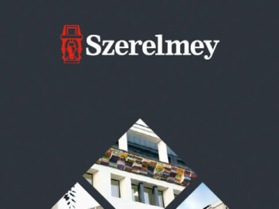 Szerelmey Company Brochure Cover
