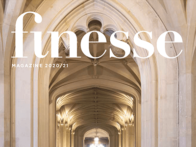 Front Cover Final - FINESSE